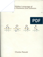 Code - The Hidden Language of Computer Hardware and Software