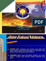 Sistem Evakuasi Kebakaran