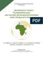 Rapport Vedrine Partenariat Pour Lavenir 12 2013