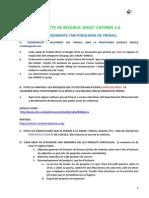 Projecte Recerca Disset Catorze 2.0. Protocols treball