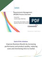 REQM Process v1 2