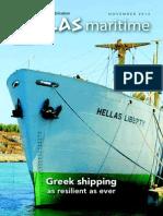 Hellas Maritime November 2013