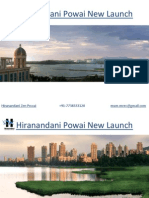 Hiranandani Powai New Launch New