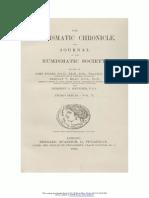 Monnaies grecques, inédites et incertaines. [1] / [J.P. Six]