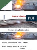 Curs 3 Sudura Aluminotermică