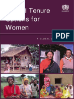 Shared Tenure Options for Women
