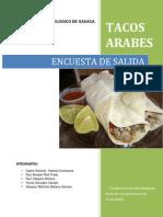 Tacos Arabes
