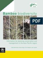 Bamboo Biodiversity Asia
