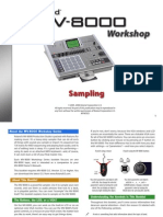 MV-8000 Workshop Series 03 Sampling (PDF)
