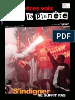 Les autres voix de la Planète n° 63