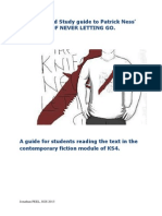 A Reading Guide to the Knife of Never Letting Go