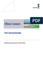 DNV Good and Bad Design of Padeyes