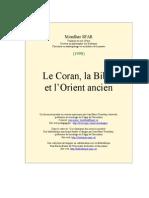 le coran, la bible et l'orient ancien.doc