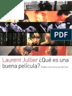 Jullier, Laurent - Que es una buena pelicula (CV+OCR)e