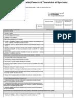 Fisa de Evaluare Psihopedagogica 5-7 ani