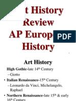 ArtHistoryReview-forAPExam
