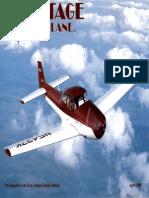 Vintage Airplane - Apr 1994