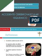 ACV-ISQUEMICO