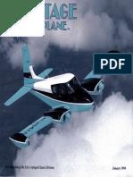 Vintage Airplane - Jan 1994