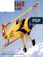 Vintage Airplane - Nov 1995