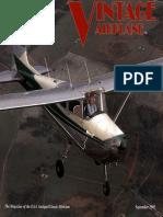 Vintage Airplane - Sep 1995