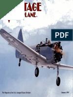 Vintage Airplane - Jan 1995