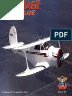 Vintage Airplane - Dec 1996