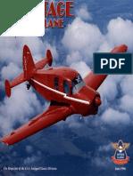 Vintage Airplane - Jun 1996