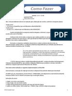 TOTVS COMO FAZER - Lei de Transparencia Fiscal
