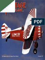 Vintage Airplane - Nov 1997