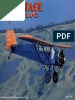 Vintage Airplane - Aug 1997