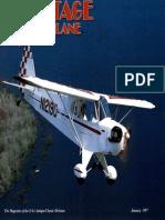 Vintage Airplane - Jan 1997