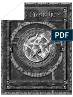 d20 Fast Forward Entertainment Devil's Player Guide