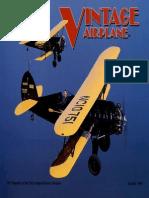 Vintage Airplane - Oct 1998