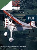 Vintage Airplane - Nov 1999
