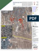 Damage Assessment in Northeastern Gaza Strip - Occupied Palestinian Territory