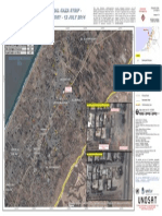 Damage Assessment In Central Gaza Strip – Occupied Palestinian Territory – 12 July 2014