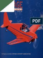 Vintage Airplane - Aug 1999