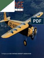 Vintage Airplane - Sep 2000