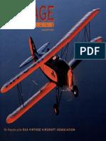 Vintage Airplane - Aug 2000