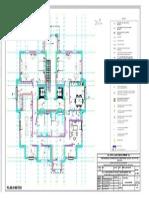 k2-Instalatii Electrice -Plan Parter