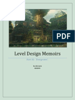Level Design Momoirs Part 011