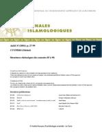 Structures rhétoriques des sourates 85 à 90.pdf