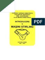 eBook Introducere in Masini Stirling - Homutescu - Introduction in Stirling Machines (in Romanian)