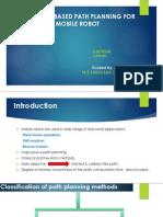 presentation on robot path planning