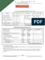 2ème Partie Lintervention de LEtat La Politique Budgétaire 2 Bac Science Economie Et Techniques de Gestion