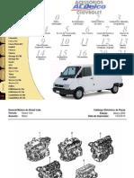 Catálogo de Peças - Space Van
