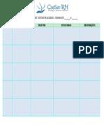 Formulário de Relatório de Visitas