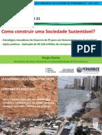 Slide_Palestra Construindo a Sustentabilidade Em PE_Sergio Xavier