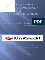 Unicredit Tiriac